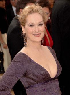 Meryl Streep celebridades del cine