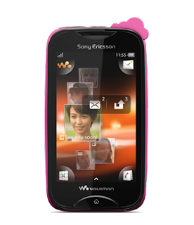 Sony Ericsson Mix Walkman�