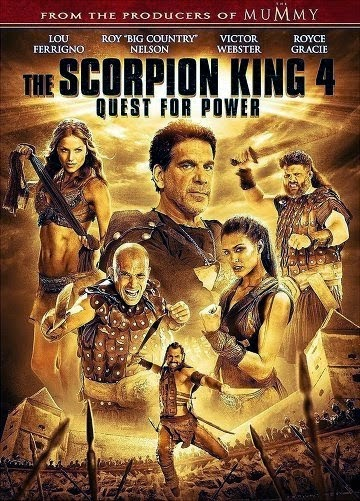 Le Roi Scorpion 4 en Streaming