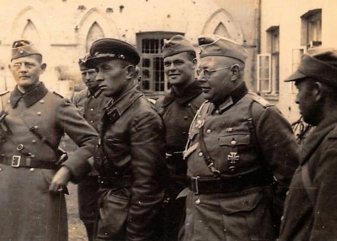 Сексуальные преступления гитлеровских солдат вермахта видео