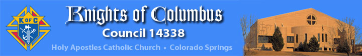 Knights of Columbus Council 14338