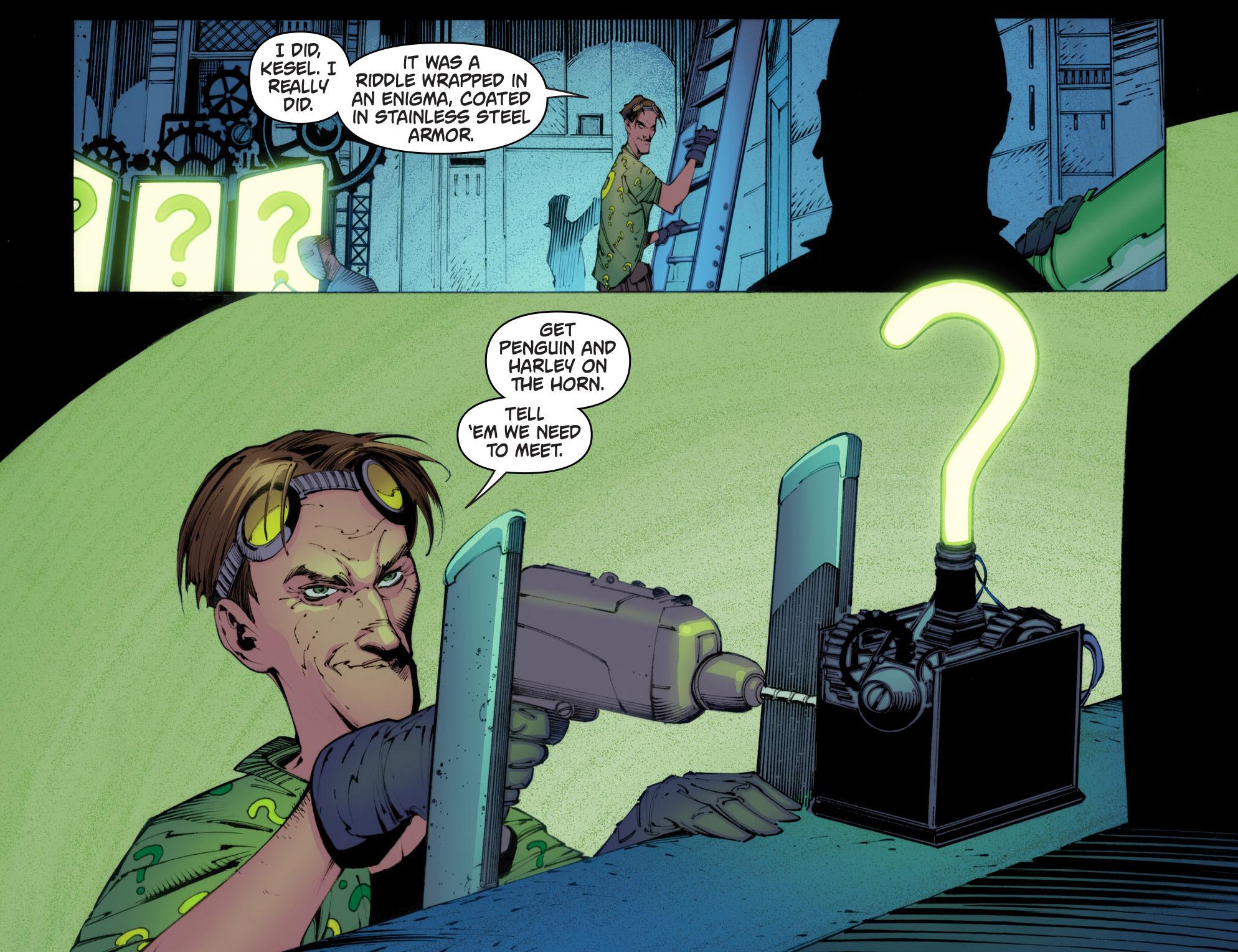 Batman: Arkham Knight [I] Issue #33 #35 - English 8
