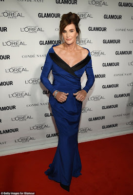 caitlyn jenner glamour woman of the year