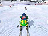 Ski Challenge-Jogo de Ski para PC
