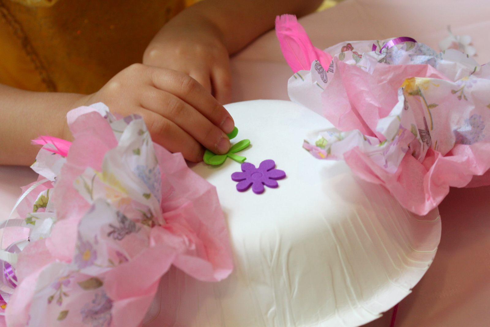 United Kingdom: Afternoon Tea Party Hats – Juggling With Kids
