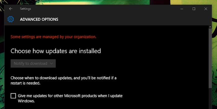 Matikan update untuk menghemat kuota