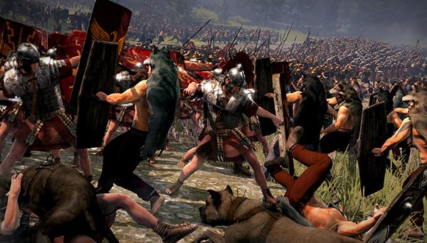 Total War - Rome II Screenshot 1