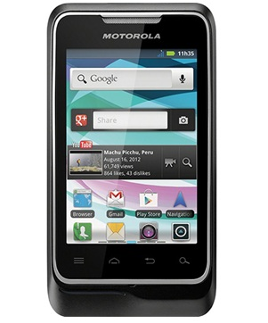 Motorola XT303 Tienda Claro Perú