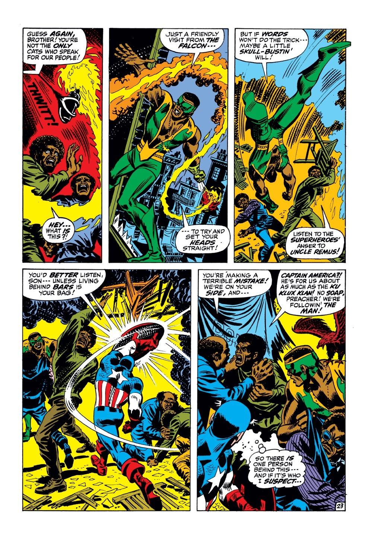 Captain America (1968) Issue #143 #57 - English 24
