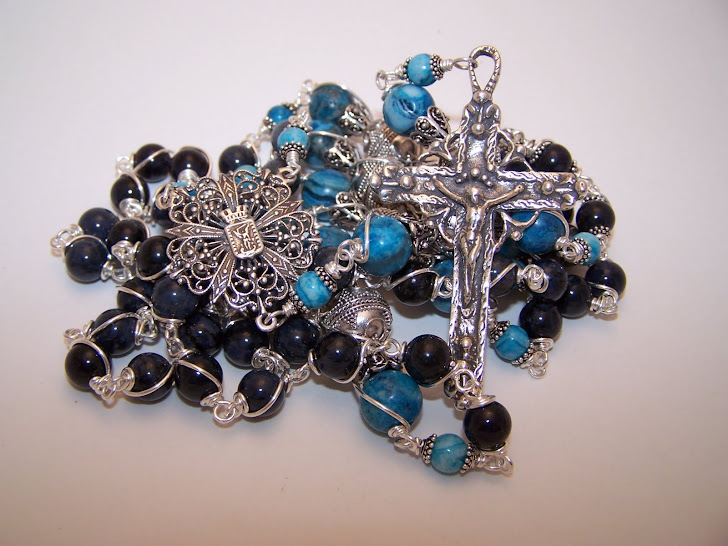 Newly Listed- Rosary Of St. George