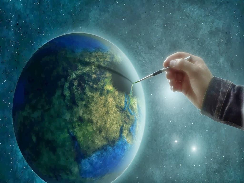 Нов Свят, сътворен от самите вас