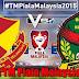 Piala Malaysia 2015 : SELANGOR vs KEDAH