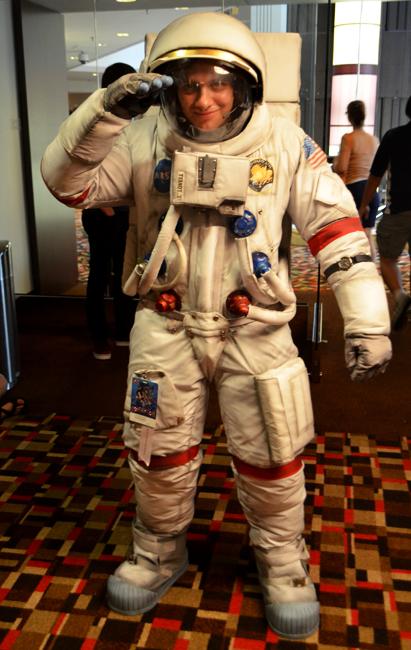Dragon*Con 2013, Astronaut