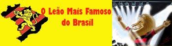 O Leão mais famoso do Brasil