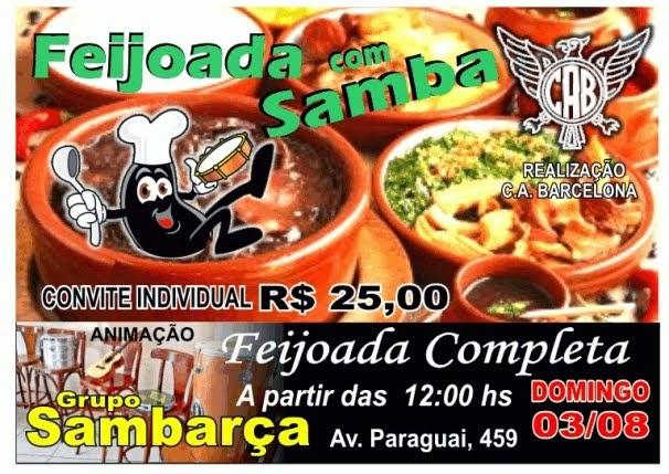 Feijoada Com Samba