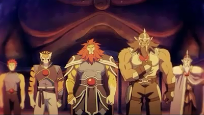 Thundercats  Animated Series on In New Thundercats Animation Series 2011 Thunder Thunder Thundercats