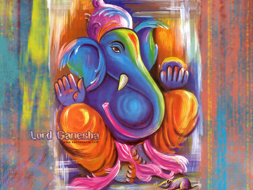lord ganesha wallpaper computer background - photo #48