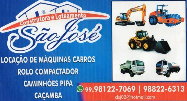 Construtora e Loteamento São José
