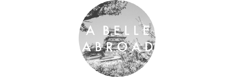 A Belle Abroad