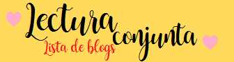 Lectura conjunts {Lista de Blogs}