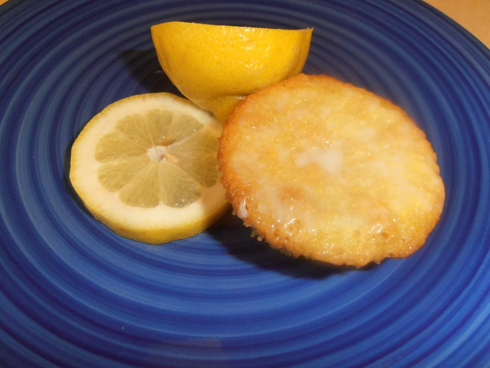 I Can't Believe It's Gluten-Free: Lemon Glazed Lemon Muffins