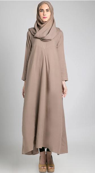 Model Baju Muslim Hijab Modern Terbaru 2015