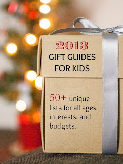 2013 gift guide for kids