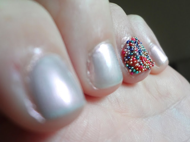 Close up, Essence Effects Nails, 3D nail art, Candy Buffet, accent nail