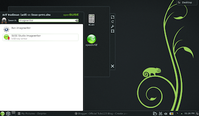 create a bootable USB opensuse