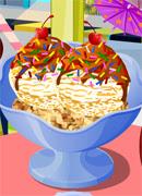 Готовим мороженое - Онлайн игра для девочек