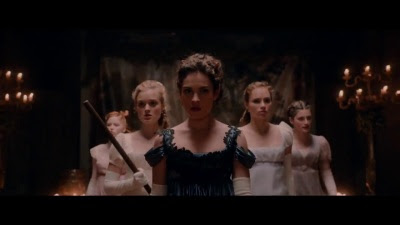 Pride and Prejudice and Zombies (2016 / Movie) - UK Teaser Trailer - Screenshot