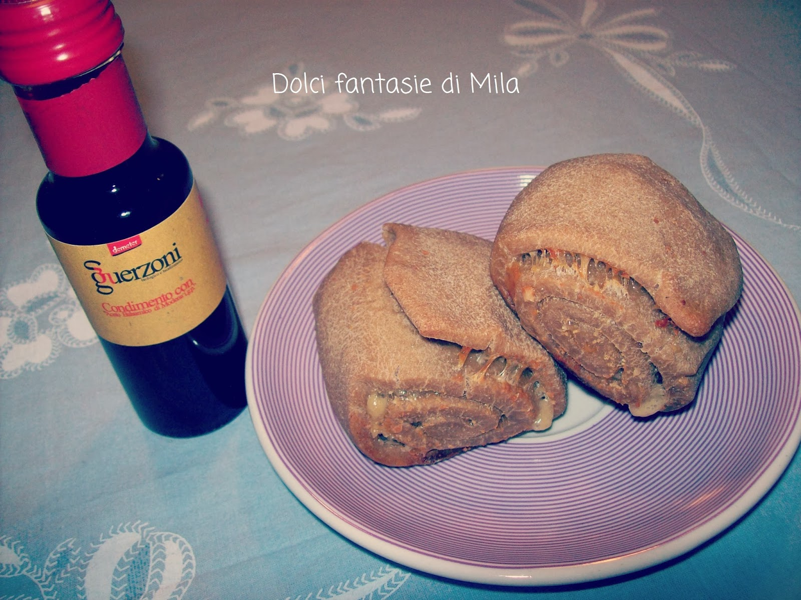 panini all'aceto balsamico