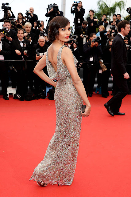Frieda Pinto at Cannes 2013