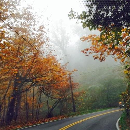 Paisajes hermosos otoño