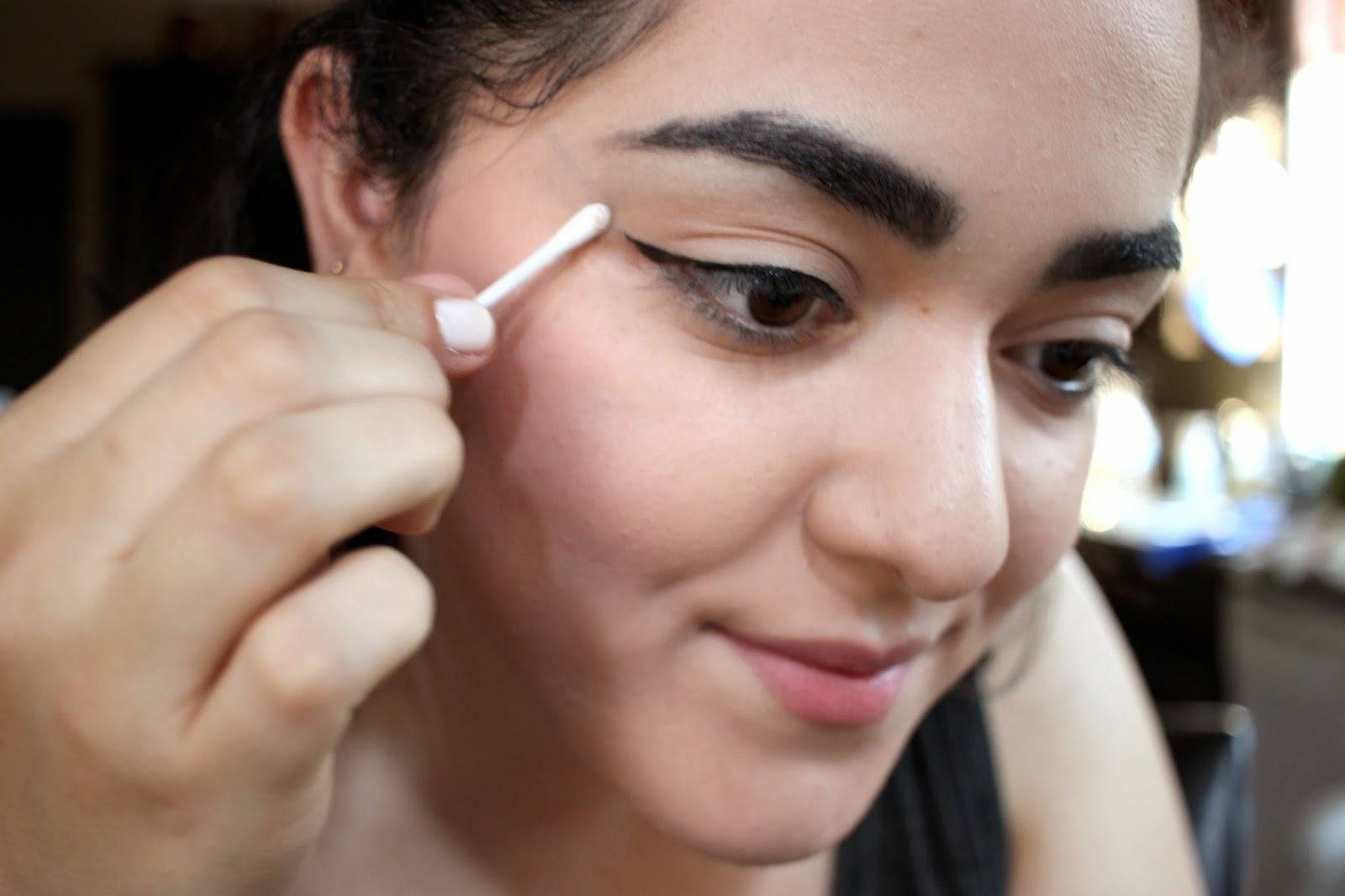 The Easiest Way to Fix Makeup Mistakes