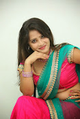 Anusha half saree photos gallery-thumbnail-14