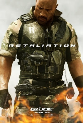 Dwayne Johnson G.I. Joe: Retaliation 2012