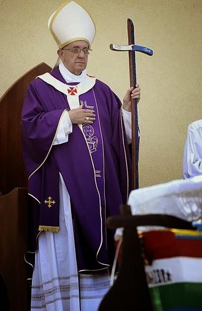 Resultado de imagen para imagenes comerciales papa francisco cuaresma