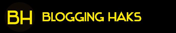 Blogging,Money & Hacks