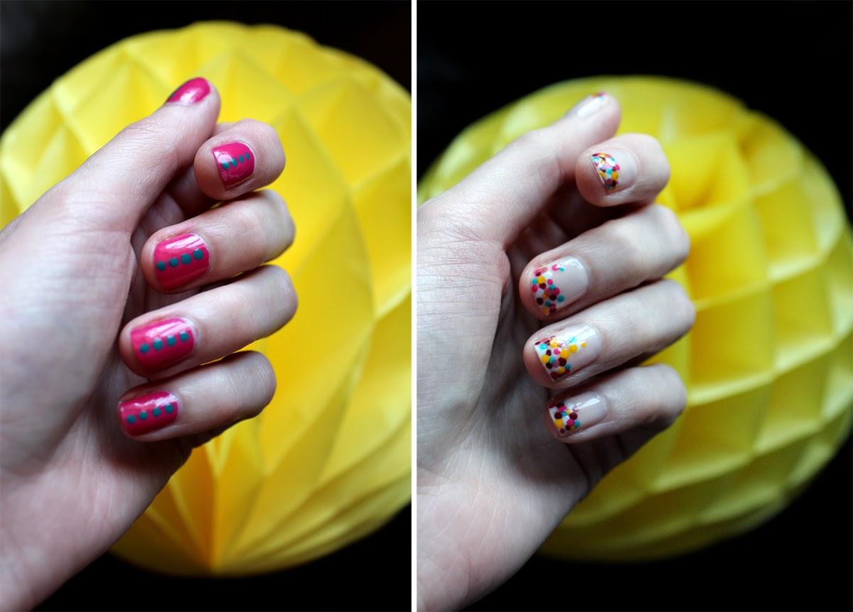 beauty, nail art, today my way