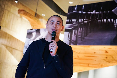 RAW一週年記者會!江振誠:「RAW是台灣值得驕傲的餐廳。」