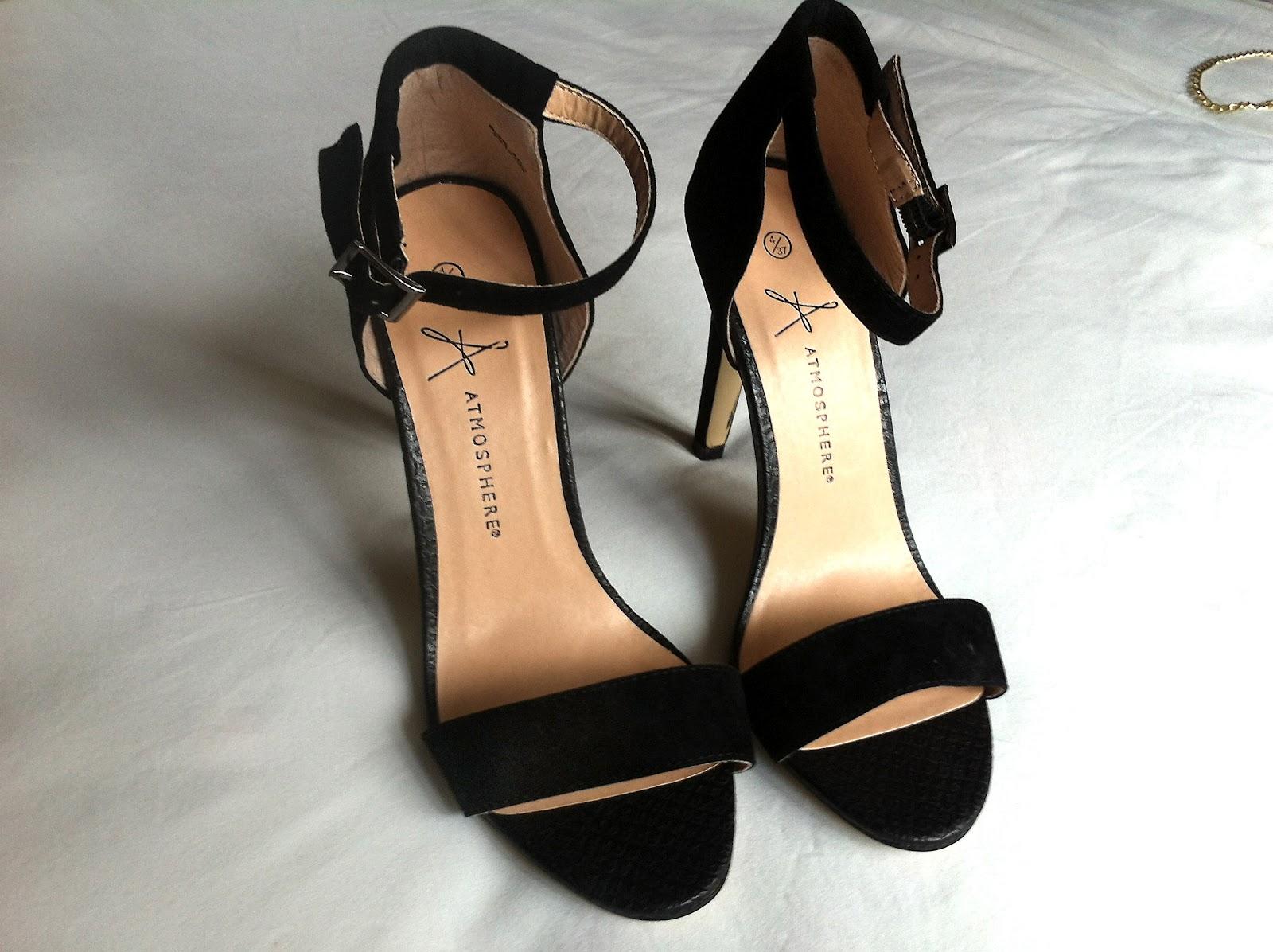 Black sandals primark - Haul Primark H M