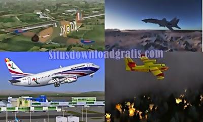 Game Simulasi Pesawat Gratis