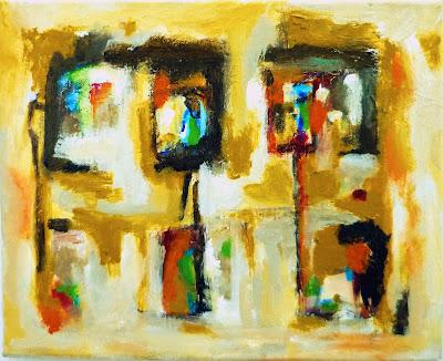 Serie Aproximaciones Urbanas - Gladys Calzadilla - 2011