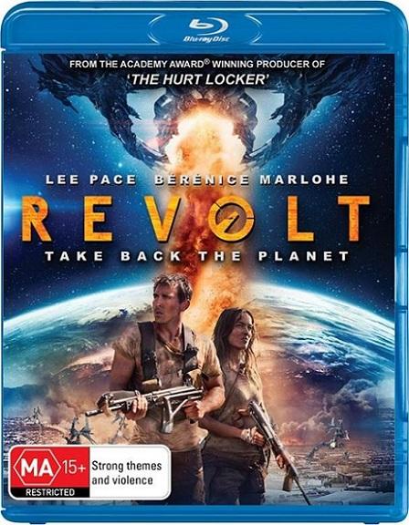 Revolt (2017) 720p y 1080p BDRip mkv AC3 5.1 ch subs español