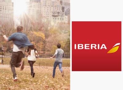 Iberia nueva imagen anuncio