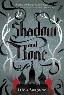 Shadow and Bone Leigh Bardugo Grisha series book 1