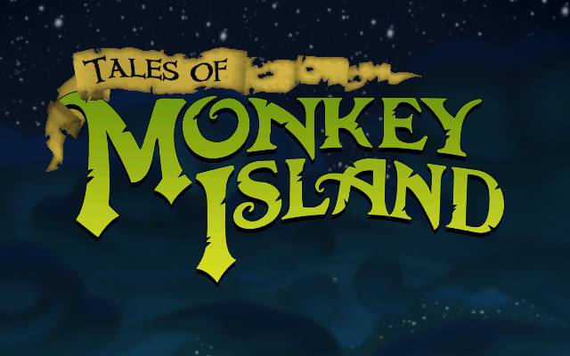 Tales of Monkey Island logo