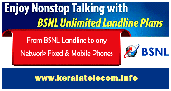 offer bsnl landline broadband free night unlimited calls - Free Coling
