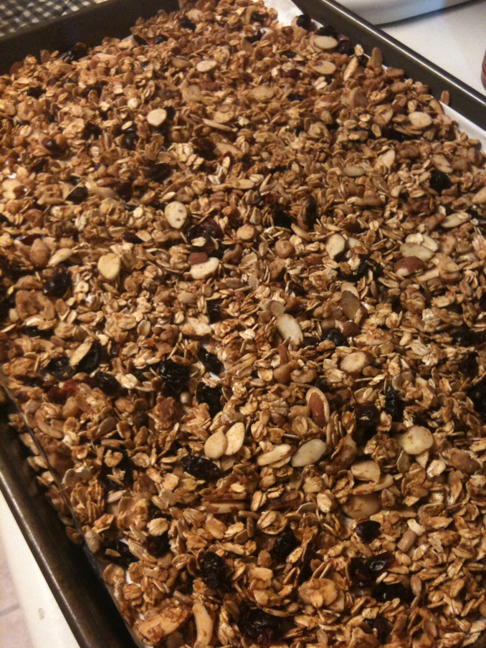 A Modern Housewife: Pumpkin Granola